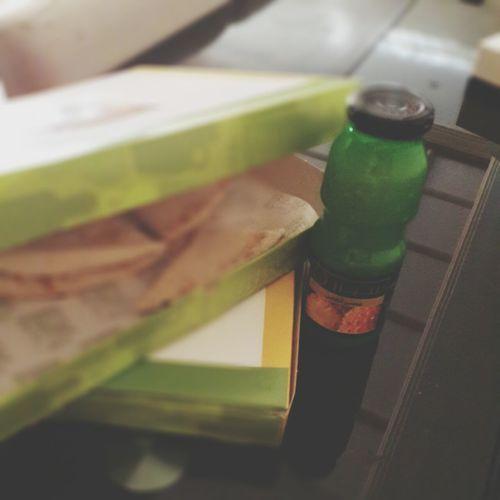 ohhh after an exam I need like this to become good hahahaha ?♡ Breakfast