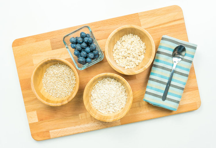 What type of oatmeal is the best? Steel Cut Oatmeal Healthy Breakfast Instant Oatmeal Oatmeal And Blueberries Oats - Food Old Fashion Oatmeal Quick Oats What Type Of Oatmeal Is The Best?