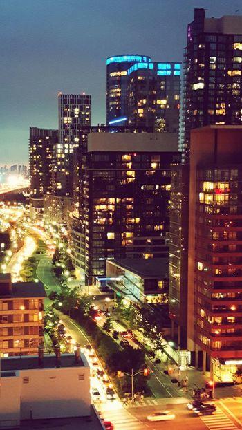 Nightphotography City Life Cityneversleeps Beautiful Sunset Colorsplash