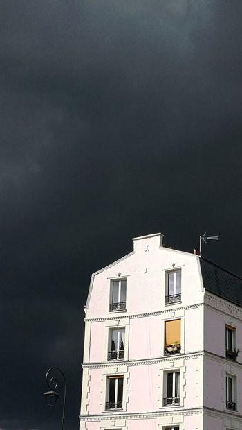 Maison Roseet Ciel D'orage