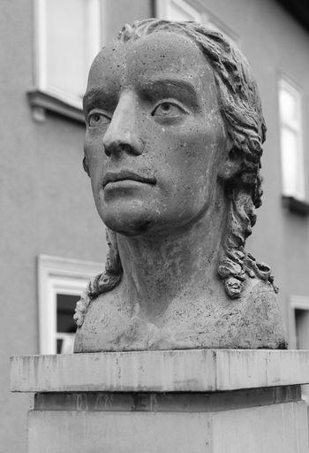 Friedrich Schiller Friedrich Schiller Statue Sculpture