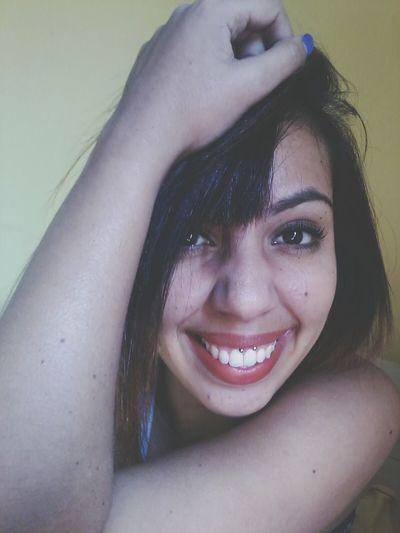 Meu pircing merece destaque u.u Piercing Piercingsmile Smile