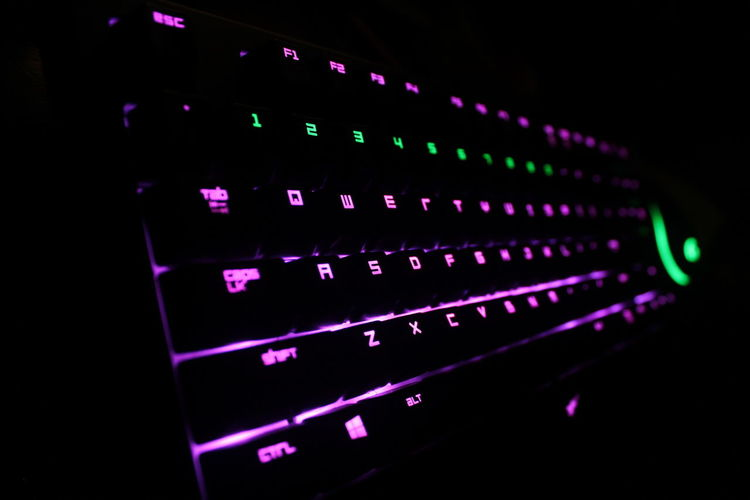 AI Now EyeEm Best Shots Technology Close-up Illuminated Night Indoors