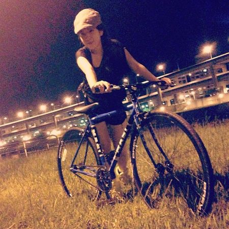 ?Sport Fixed Bike Masi girl taipei blue