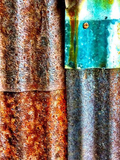 Iron Corrugated