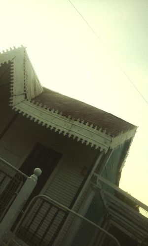 Una casa en el Barrio. Ornamental Chapa Belleza Arquitectura Architecture Simple EyeEm Best Shots Hidden Gems
