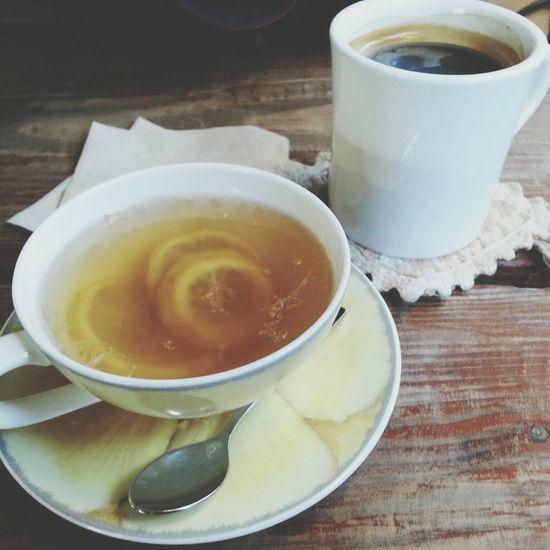 Coffee Lemontea 레몬차는 별로