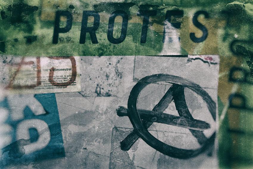 Protest! Anarchy Decay Graffiti Politics Close-up Communication Day Graffiti No People Outdoors Riot Street Art Text Urban