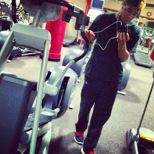 Early Morning Work Out