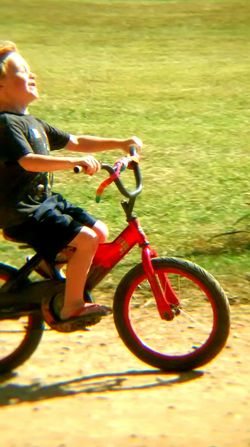 Motion Side View Riding Childhood Enjoyment Movement Outdoors Life Enjoying Life Check This Out New Market AL Good Times Alabama Warm Weather capturing motion The Portraitist - 2017 EyeEm Awards