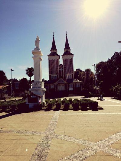 Traveling Church in Panguipulli