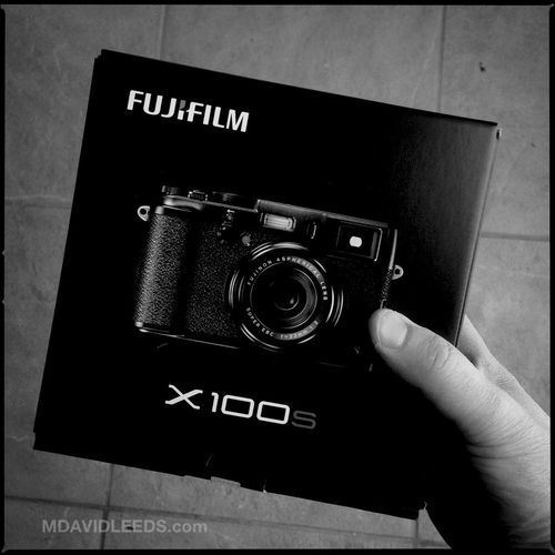 I'm going to be spending a lot of time with my sexy, black X... X100S, that is!!! YES!! Blackandwhite Fuji X100s