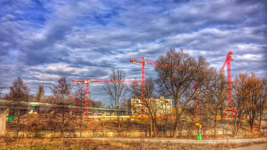 Drive by Hdr_Collection Landscape_Collection Cranes EyeEmSwiss