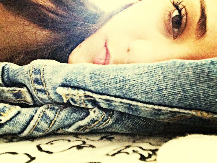 Sleepy Afternoon Me Girl
