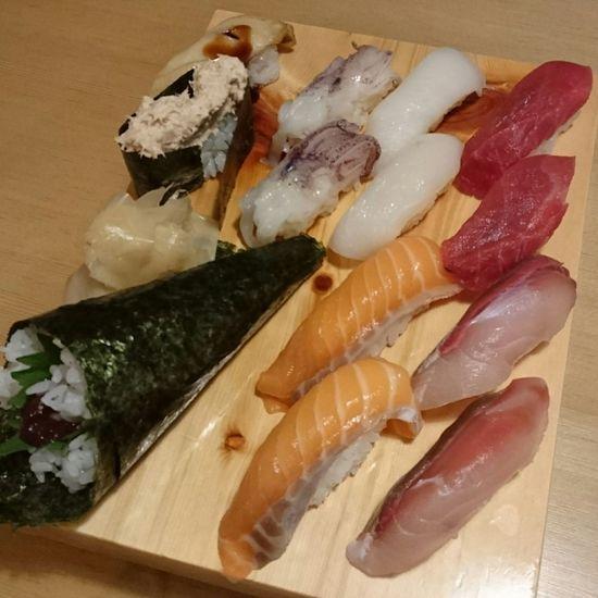 Seafood Food Freshness Wasabi わさび 山葵 Salmon - Seafood Fish Seafood 食べもの Foods 寿司🍣 すし 寿司 Sushi Sushi! Sushiloverや台や Sushi Rolls Sushi Lover