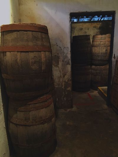 Barrel Indoors  Wine Cask Built Structure No People Cellar Day Close-up Country Life Scenics EyeEmNewHere