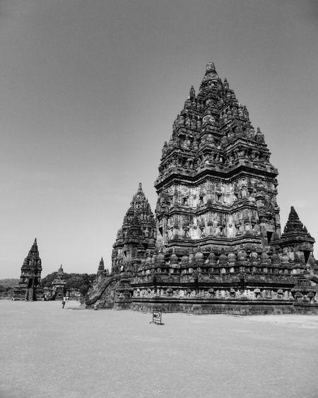 Yogyakarta Historical Place INDONESIA Hindu Temple Heritage