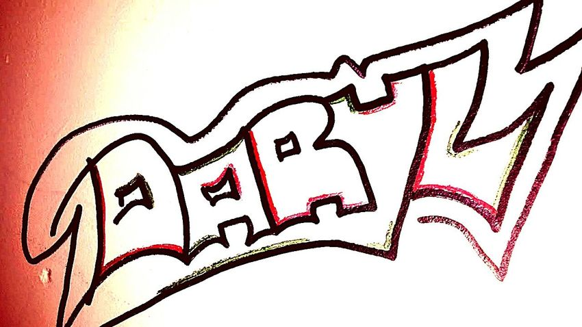When Boredom Strikes. Doodle HASHTAG Graffiti Check This Out Art