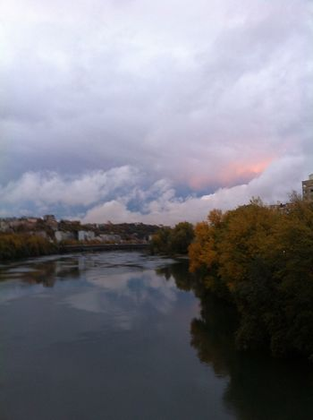 Ciel Lyon Rhône