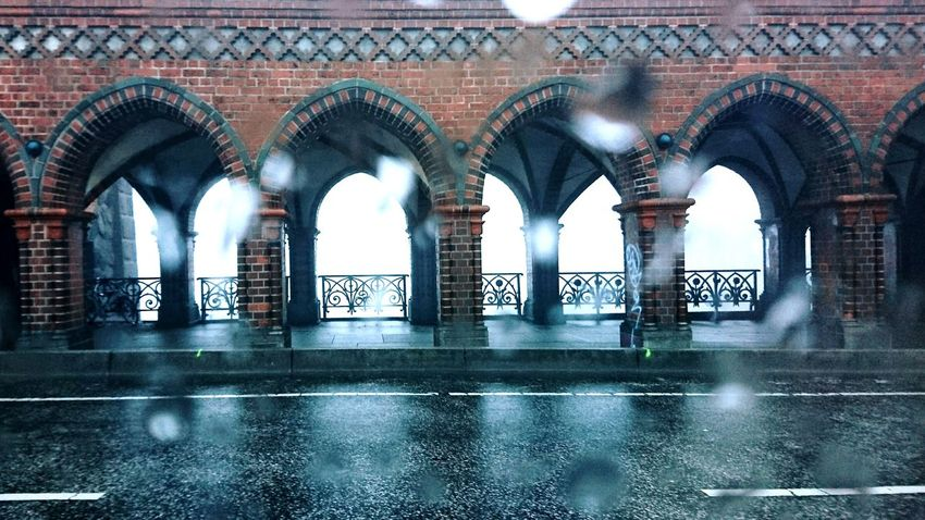 Architecture Rainy Day Foggy Foggy Morning Street EyeEm Selects Water Built Structure Day Window