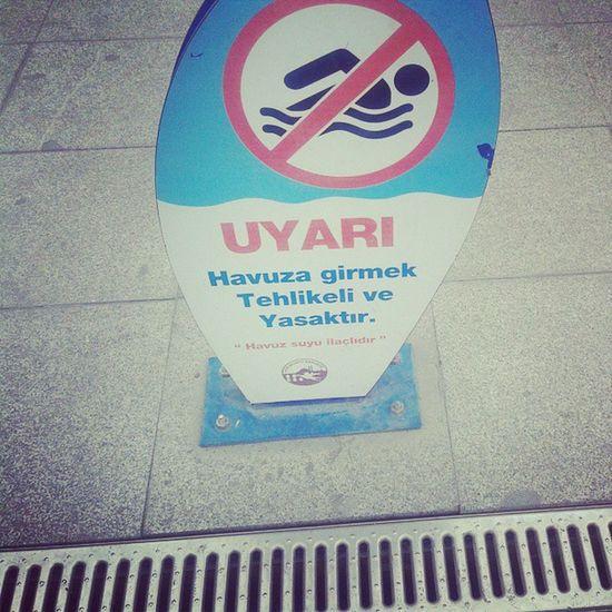 yanliz havuz yokkk