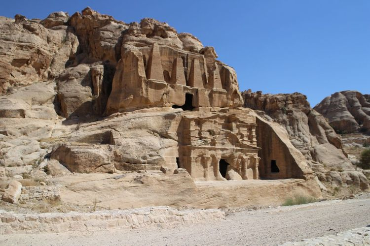 Petra Jordan The Ancient Rose City