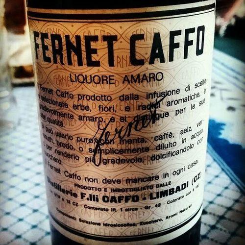 Caffo Fernetcaffo Invecchiata Nonno Rarita Limbadi Distiĺlerie