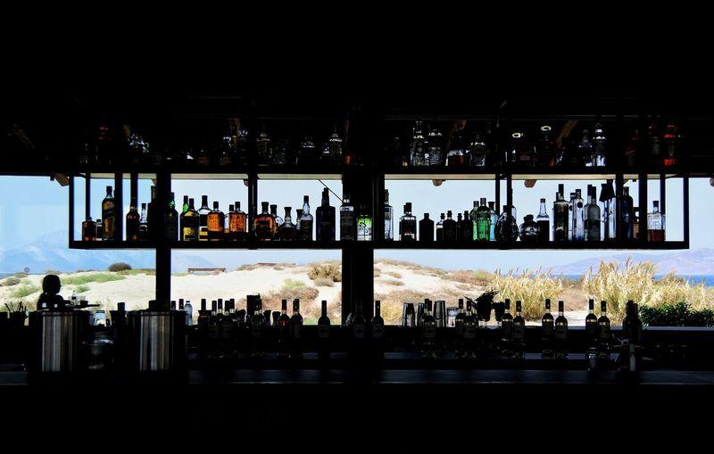 Bottle Bar -