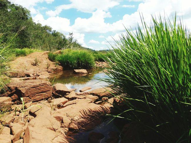 Verde Agua Pedra Derrubadas