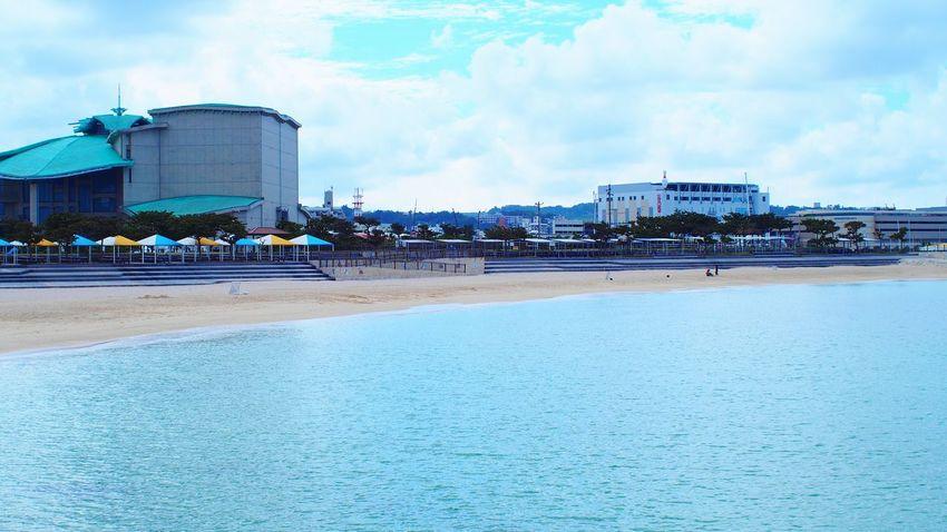宜野湾市の浜から Ocean Okinawa Ginowan-shi Photowalk CanonFD  Beautiful Streamzoofamily