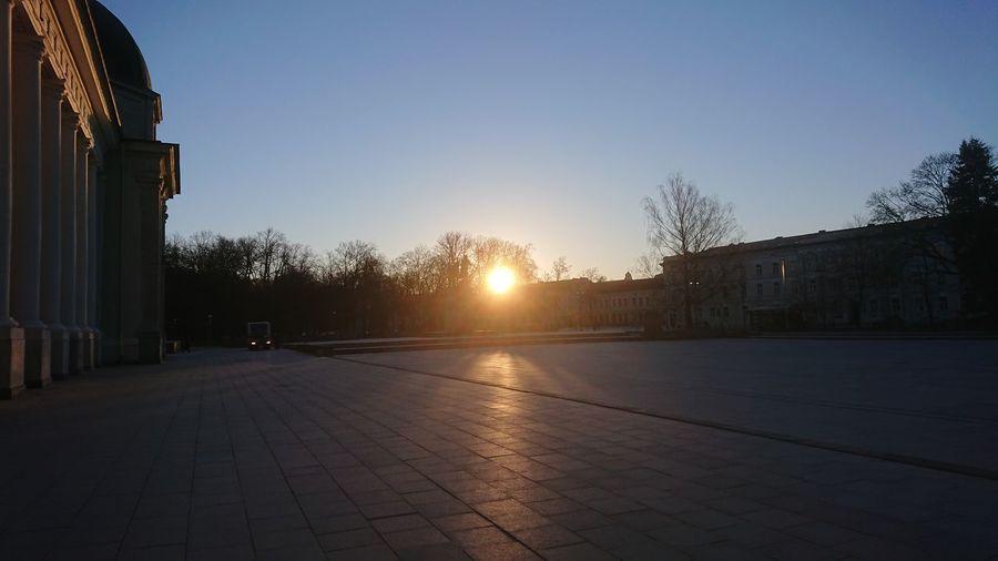 Real sun