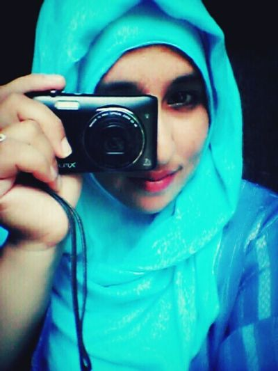 My hijab is my identity Hi! Hello World Aceh Muslimah