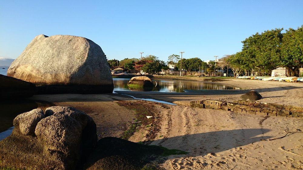 Praia de Coqueiros Beauty In Nature Nature Pedras Praia