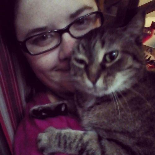 Smothered Catlady Meow Snuggleslut Snugglebug cantgetcloseenough