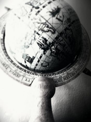 Travel Photography Exploring Traveling Map Globe Black And White Travel Learn World Old-fashioned Old Q By Audi Q Quizzical