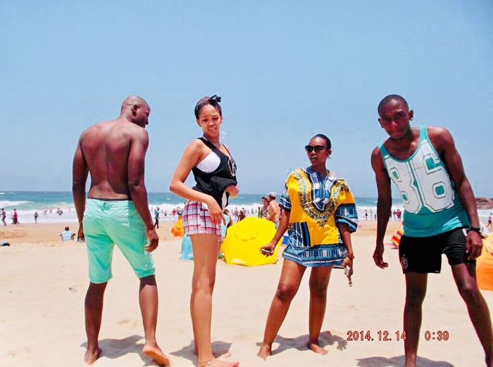 Connected By Travel Beach Summertime GoodVibesOnly South Africa