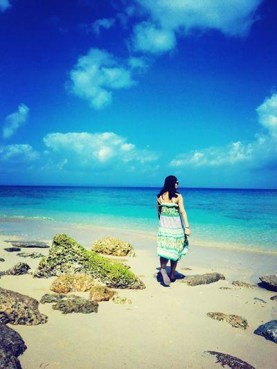 Sea Photo That's Me Enjoying Life