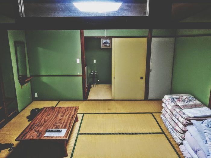 日本の宿 Japanese Hotel Japanese House Japanese Room Japanese Architecture EyeEm Selects Indoors  No People Day Architecture