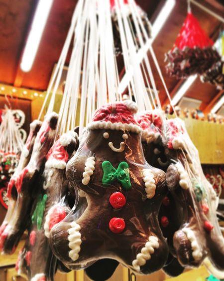 Gingerbread Cookie Germanmarket Leeds Germanmarketleeds Christmas