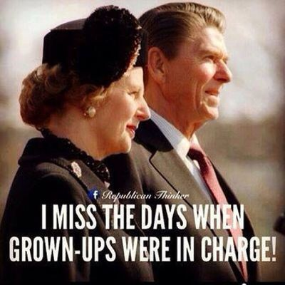 Who doesn't? Margaret Thatcher MargaretThatcher Baronessthatcher ladythatcher ronald reagan ronaldreagan politics picoftheday tagsforlikes nofilter