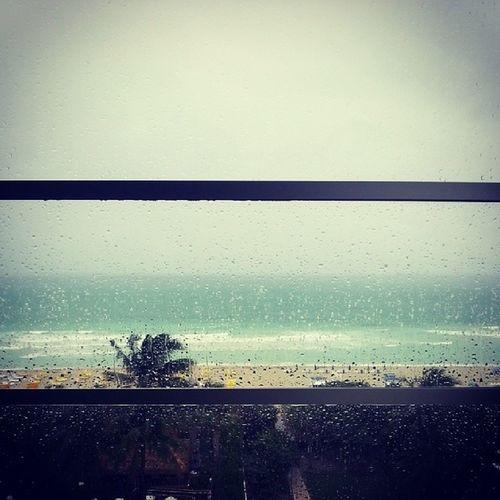 Miamimornings Miamibeach Vintage Rain