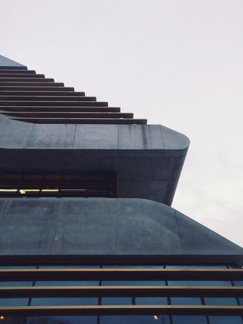 The Architect - 2017 EyeEm Awards ZahaHadid Zaha Hadid Montpellier Architecture Outdoors France🇫🇷