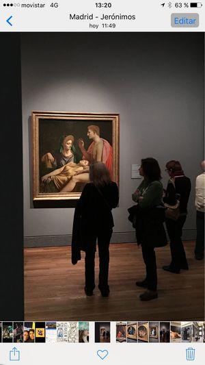 Ingres, Museo del prado. Check This Out Hello World Relaxing Taking Photos Enjoying Life IPhone 6 S Plus Taking Photos Ingres Museo Museo Del Prado