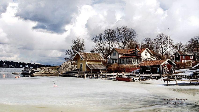 The Traveler - 2015 EyeEm Awards Sweden Stockholm Archipelago Eye4photography  Wintertime Travel Photography EyeEm Gallery Shootermag Eyemphotography