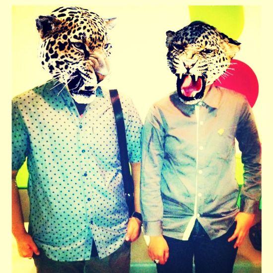 Duo macan @joongz666