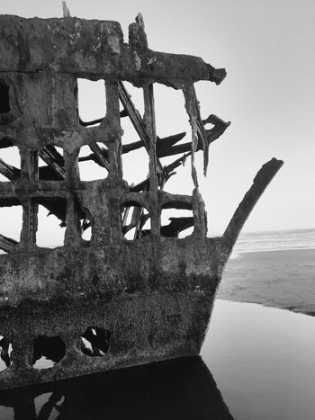Scenic Landscape Photography Scenic View Oregon Coast Landscape Shipwreck Boat Rustygoodness Abandoned Beach Landscapes Landscape #Nature #photography Ship Wrecked Rusty Abandoned Places Scenics Views Perspective Rustic Black And White