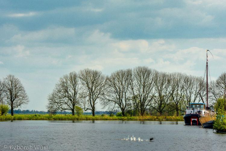 Amstel river,