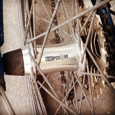 Always bike positive! Cycling Radfahren