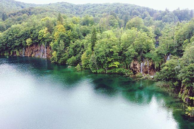 Plitvice National Park Plitvice Plitvicelakes