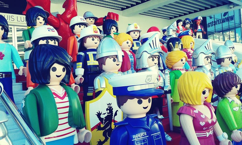 Cannes LOT OF FUNPlaymobil
